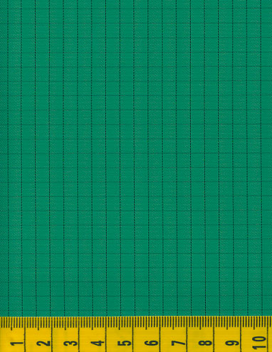 ESD Antistatic Fabric - Kelly Green