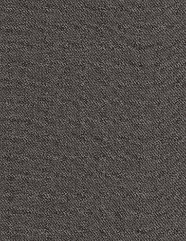 Heather Gray Gabardine Fabric