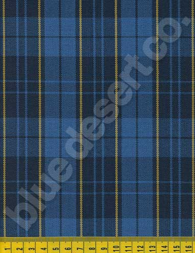 Plaid Fabric - 568